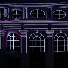 2D Videomapping